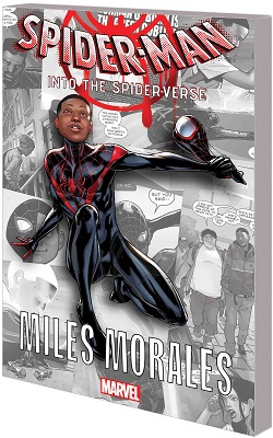 Spider-Man: Into the Spider-Verse: Miles Morales TP