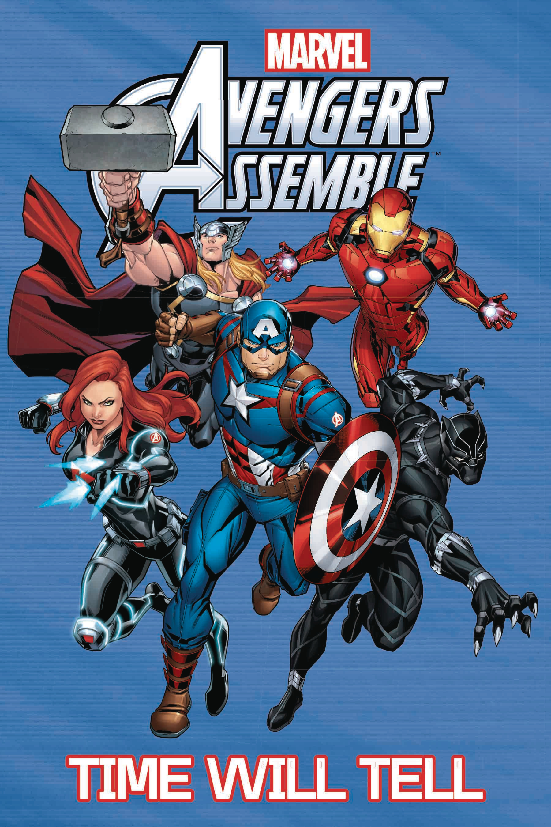 Avengers Assemble: Time Will Tell TP