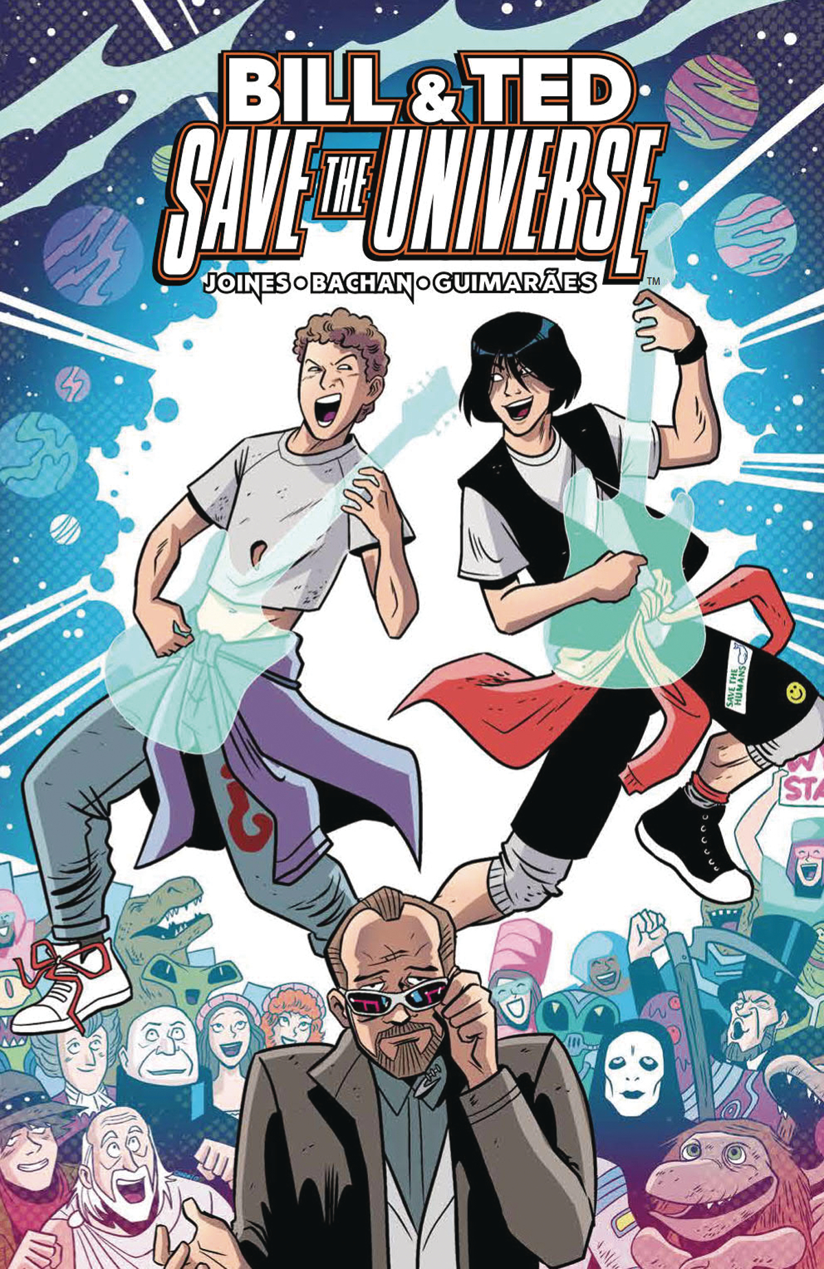 Bill and Ted Save the Universe TP