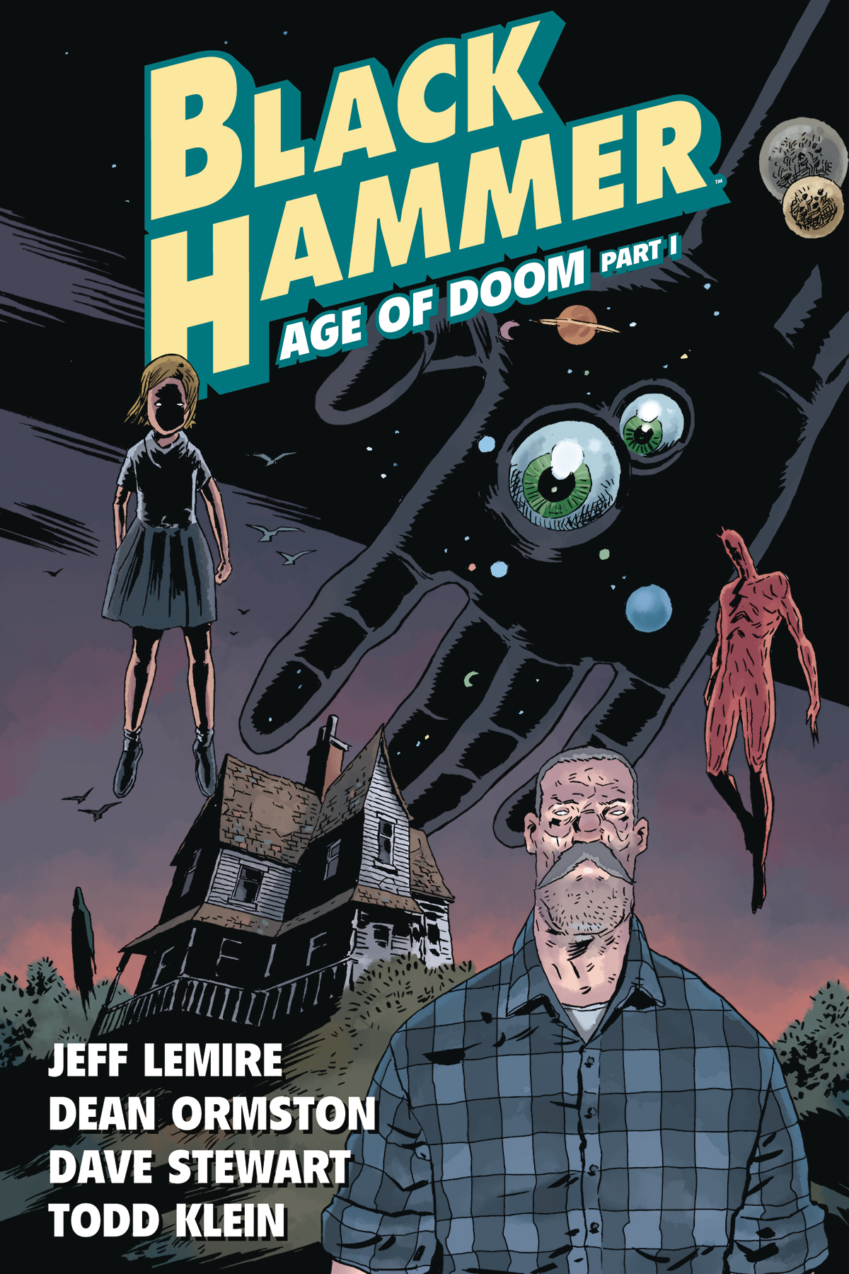 Black Hammer Volume 3: Age of Doom TP