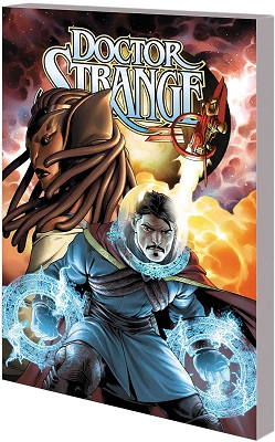 Doctor Strange Volume 1: Across the Universe TP