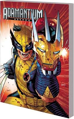 Hunt for Wolverine: Adamantium Agenda TP