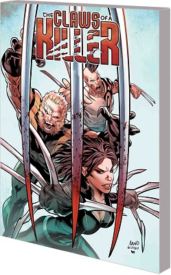 Hunt for Wolverine: Claws of a Killer TP