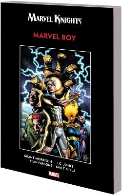 Marvel Knights: Marvel Boy TP