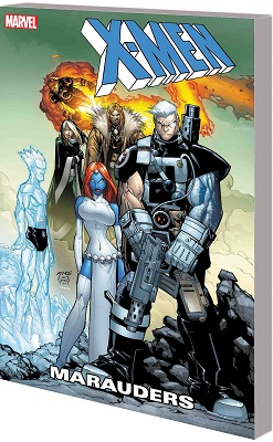 X-Men: Marauders TP