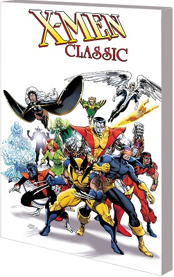 X-Men Classic Volume 1: Complete Collection TP
