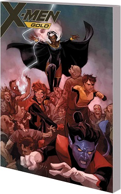 X-Men Gold Volume 7 TP