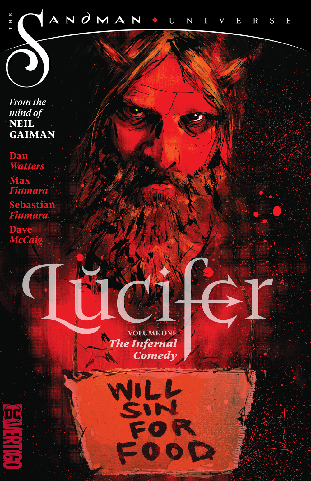Lucifer: Volume 1: The Infernal Comedy (MR)