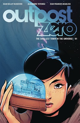 Outpost Zero: Volume 1 TP