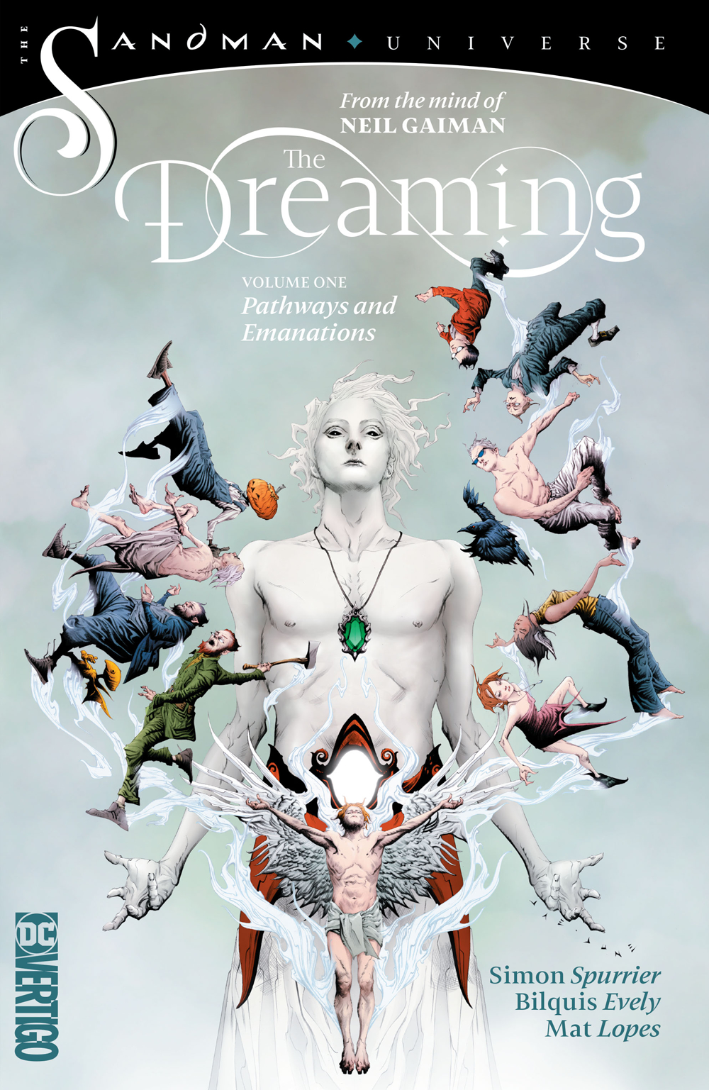 Dreaming Volume 1: Pathways and Emanations TP (MR)