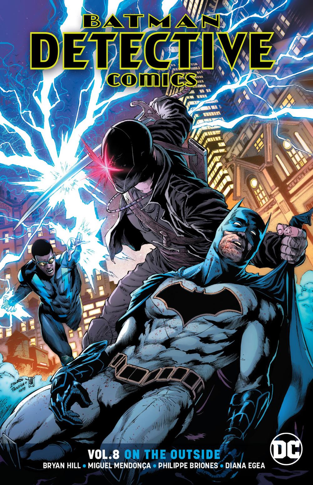 Batman Detective Comics Volume 8: On The Outside TP