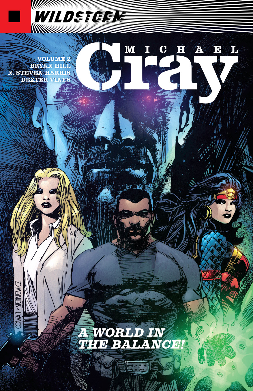 Wildstorm: Michael Cray Volume 2 TP
