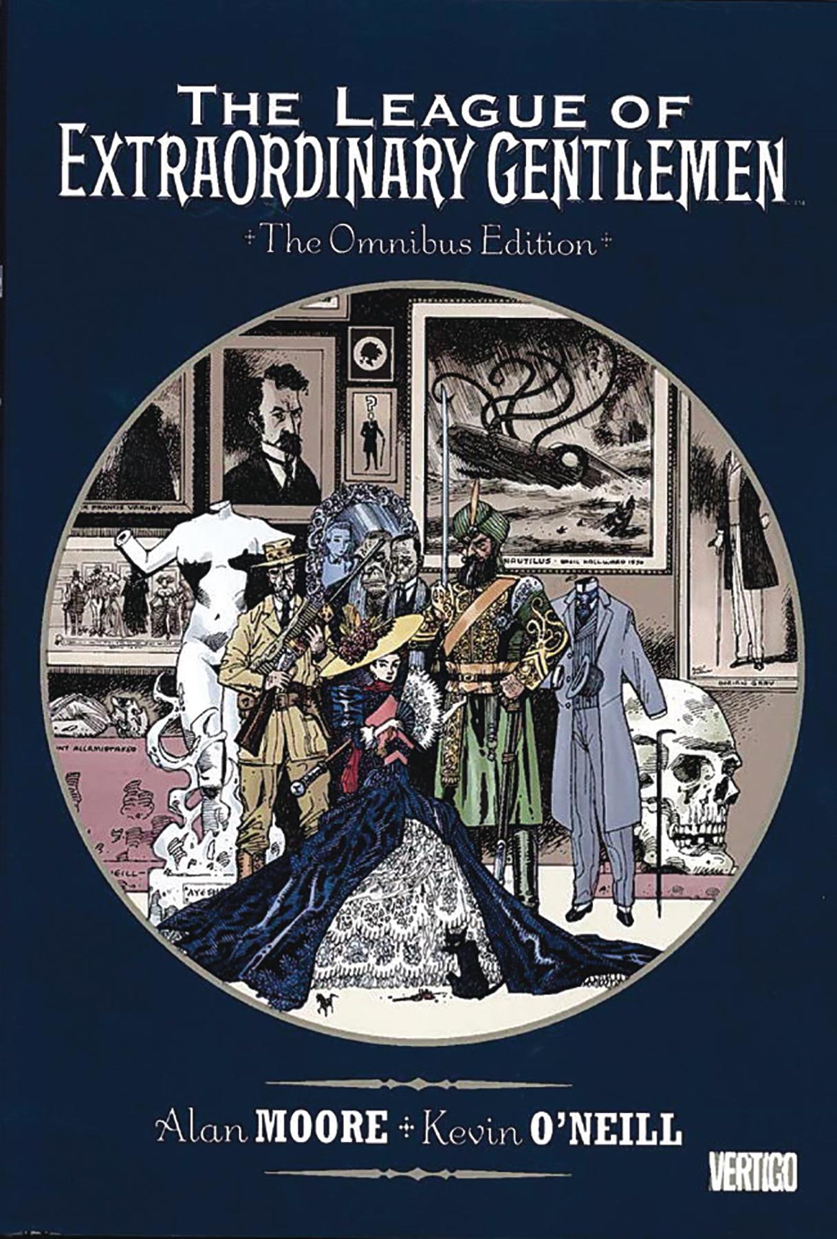 League of Extraordinary Gentlemen: Omnibus: Jubilee Edition HC