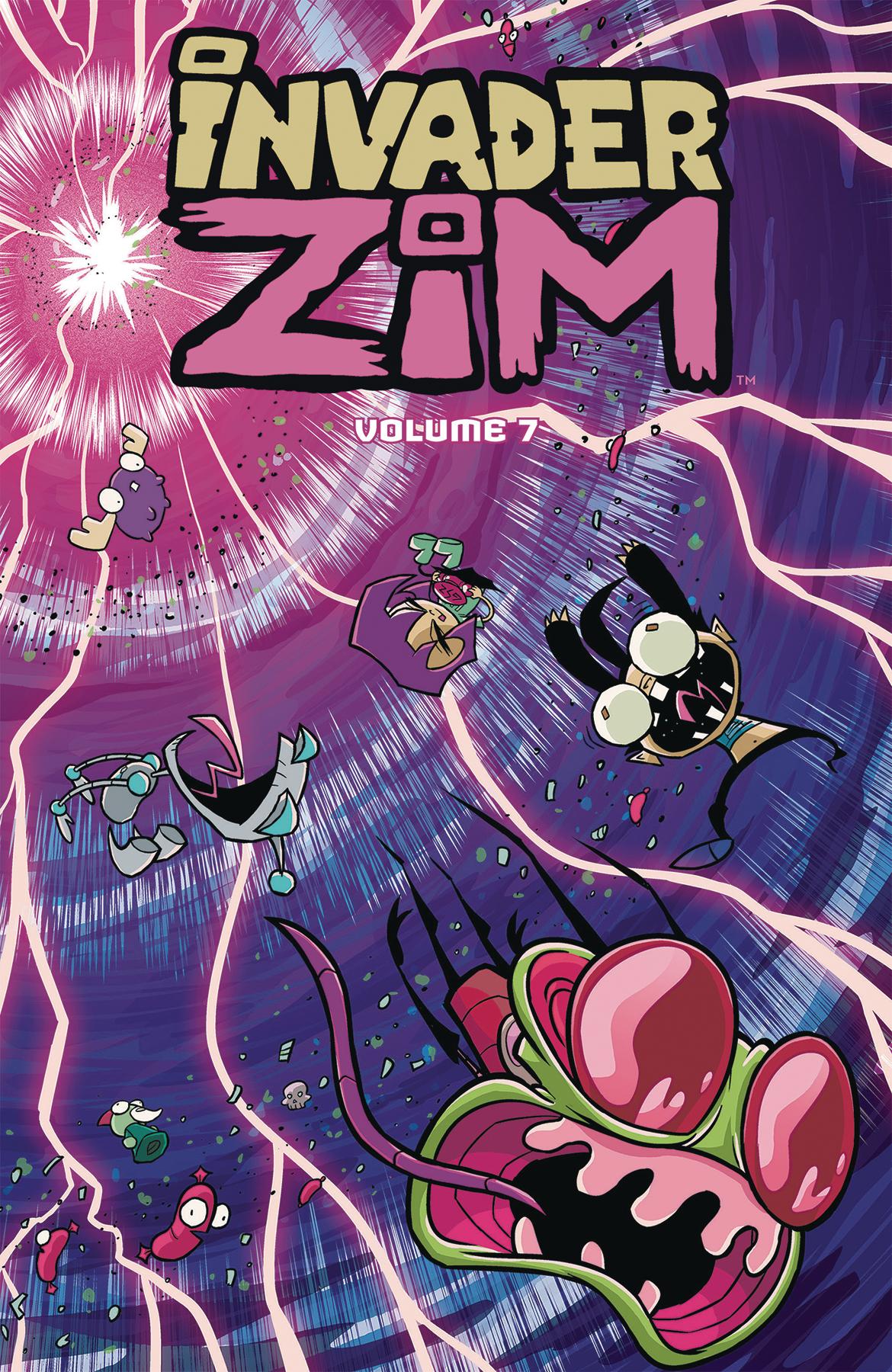 Invader Zim: Volume 7 TP
