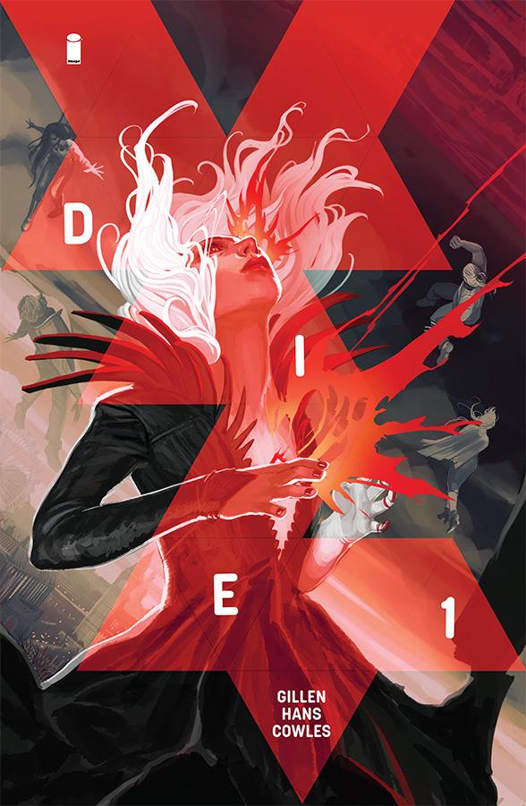 Die no. 1 (2018 Series) (MR)