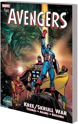 Avengers: Kree Skrull War TP