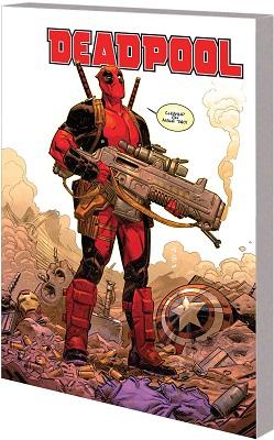 Deadpool Volume 1: Mercin Hard For Money TP