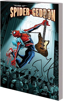 Spider-Geddon: Edge of Spider-Geddon TP