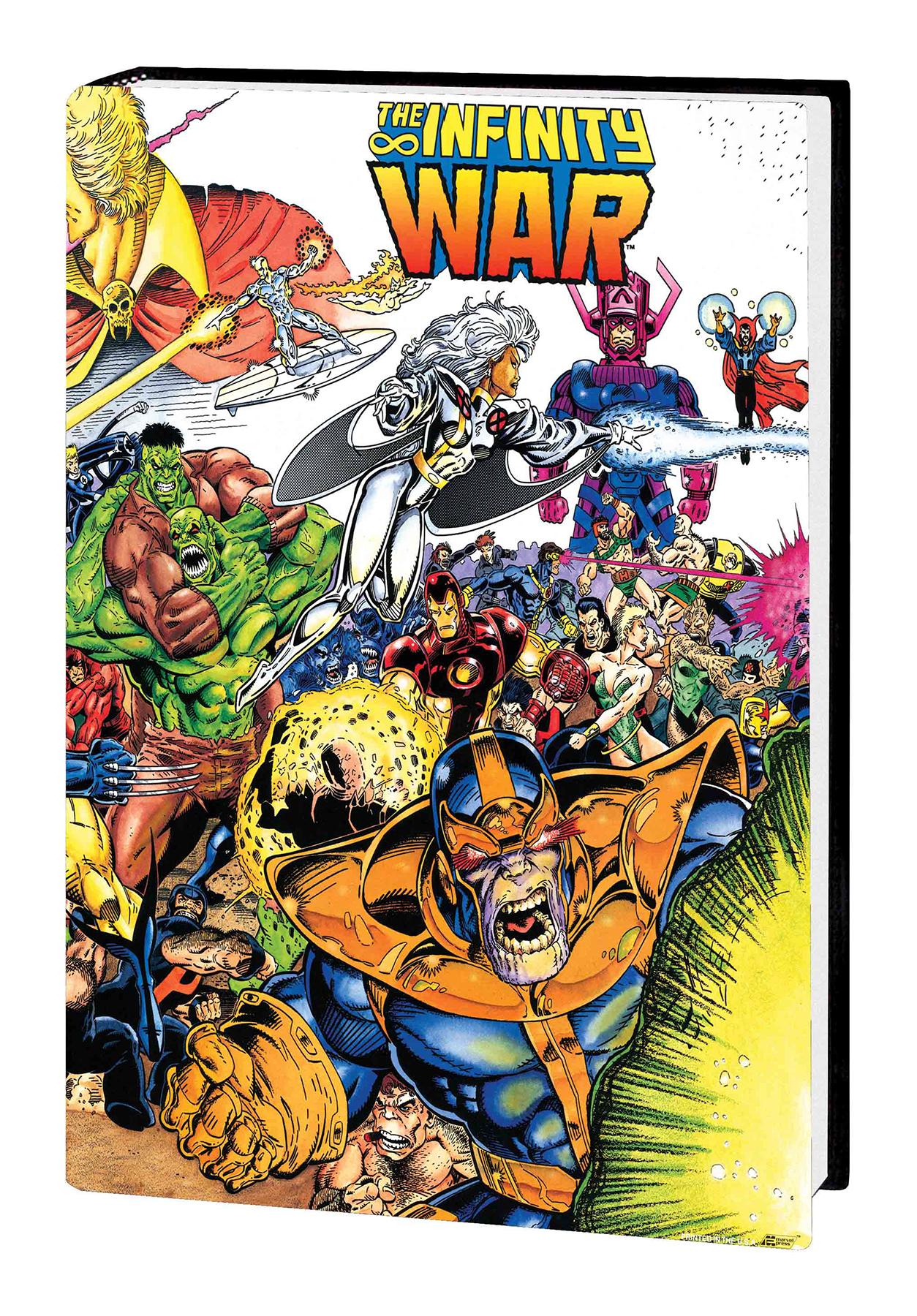 Infinity War: Omnibus HC