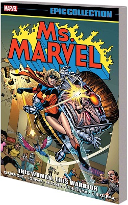 Ms Marvel Epic Collection: Woman Warrior TP