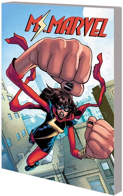 Ms Marvel: Volume 10: Time and Again TP