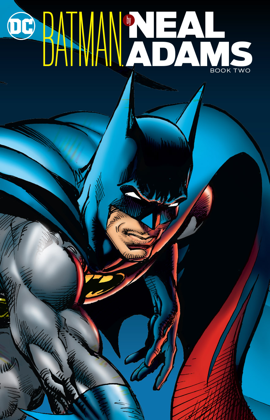 Batman by Neal Adams Volume 2 TP
