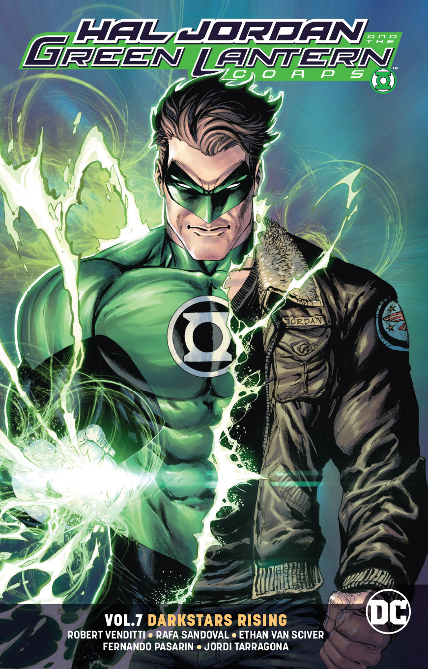 Hal Jordan and the Green Lantern Corps: Volume 7: Darkstars Rising TP