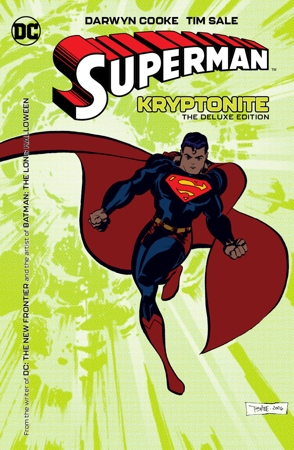 Superman: Kryptonite Deluxe Edition TP