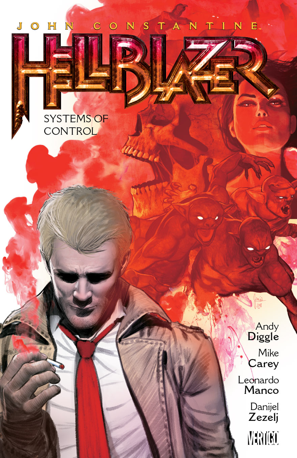 Hellblazer: Volume 20: Systems of Control TP (MR)