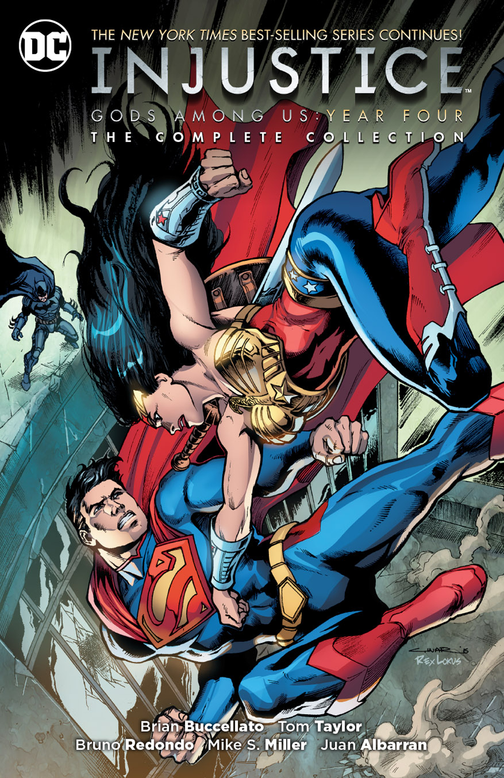 Injustice: Gods Among Us Year Four: Complete Collection TP