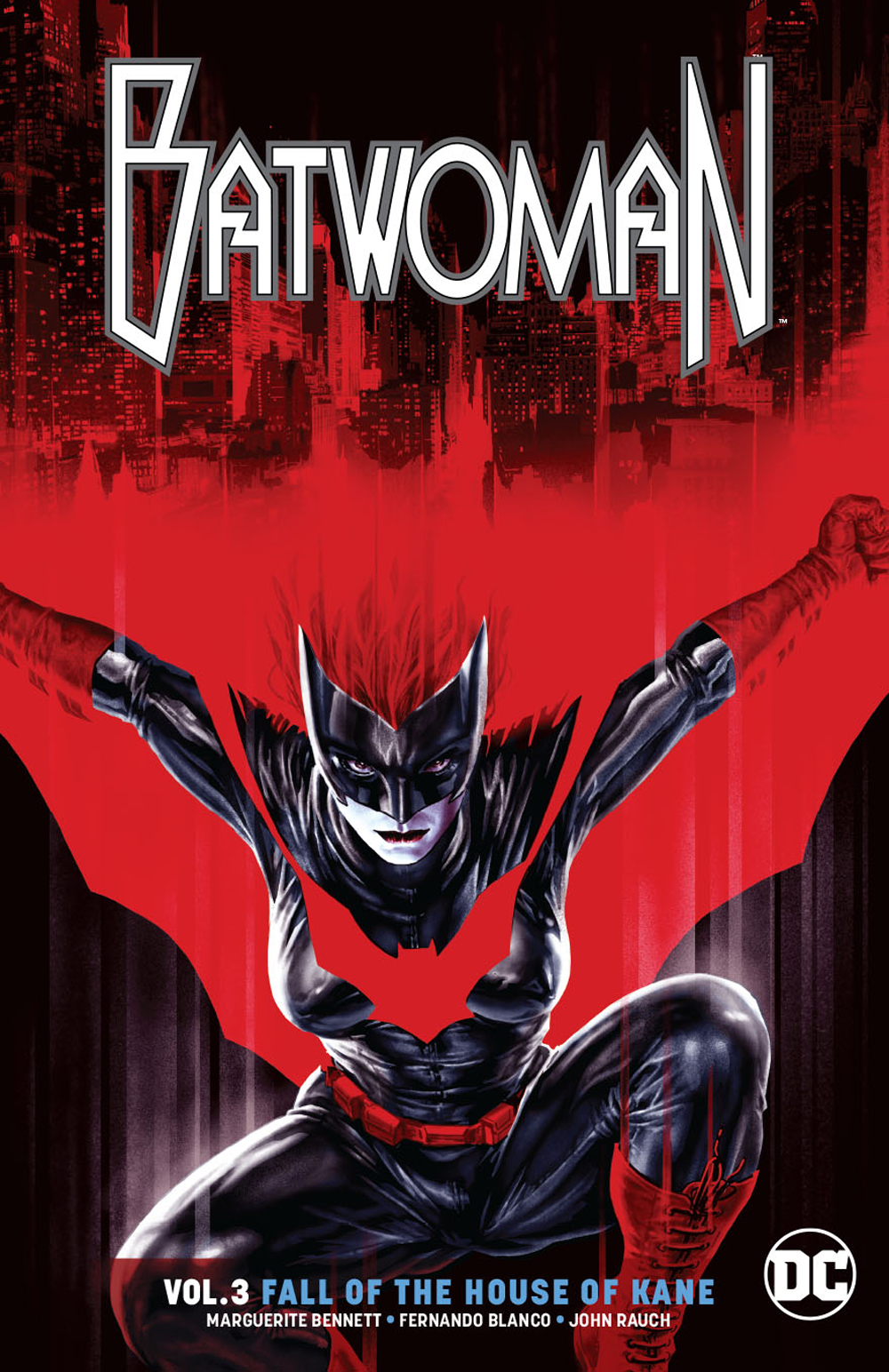 Batwoman Volume 3: Fall of the House of Kane TP