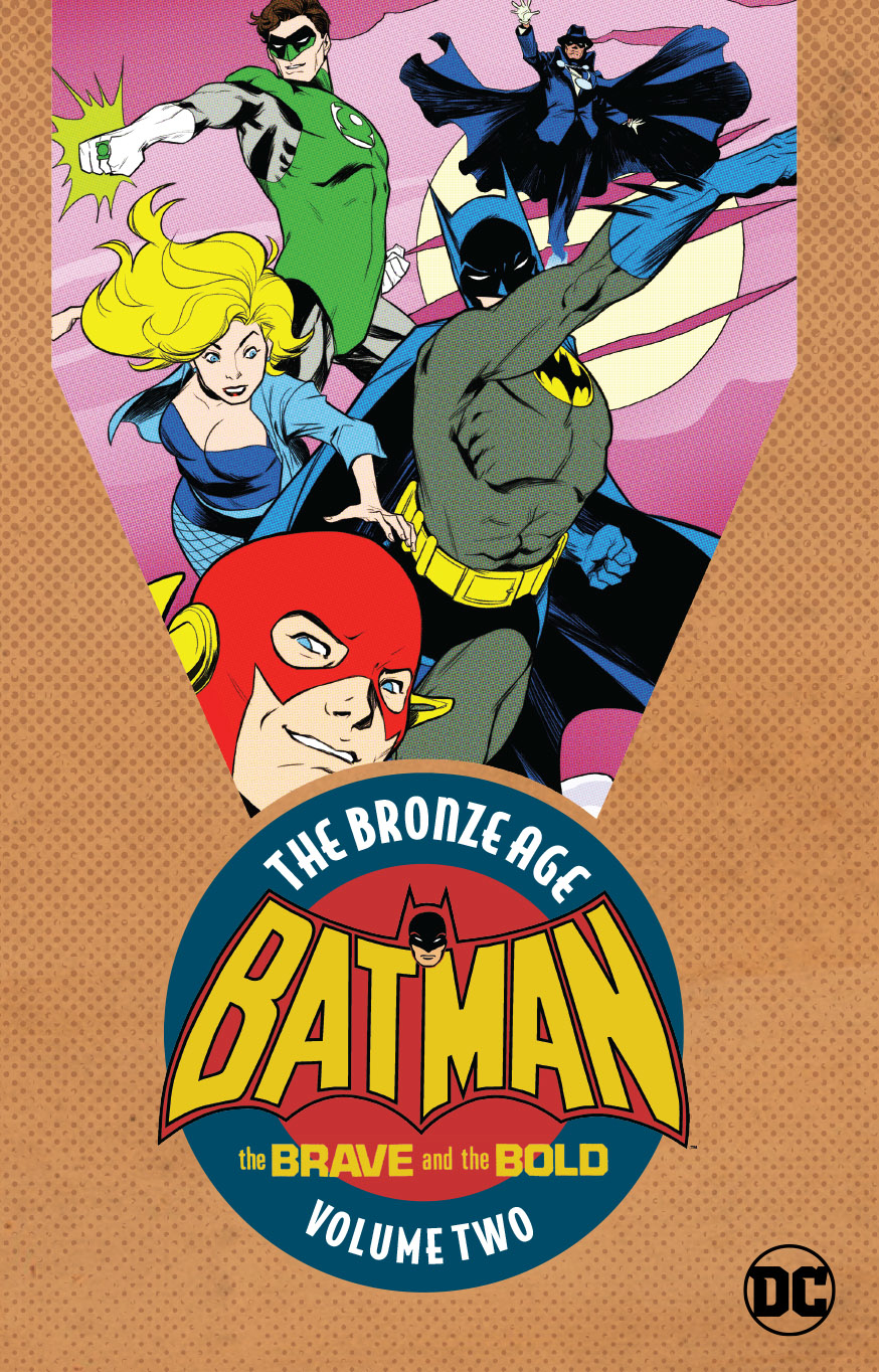 Batman: Brave and the Bold: The Bronze Age Omnibus Volume 2 TP
