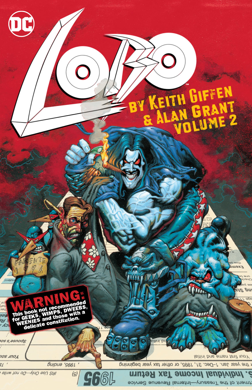 Lobo by Giffin and Grant: Volume 2 TP