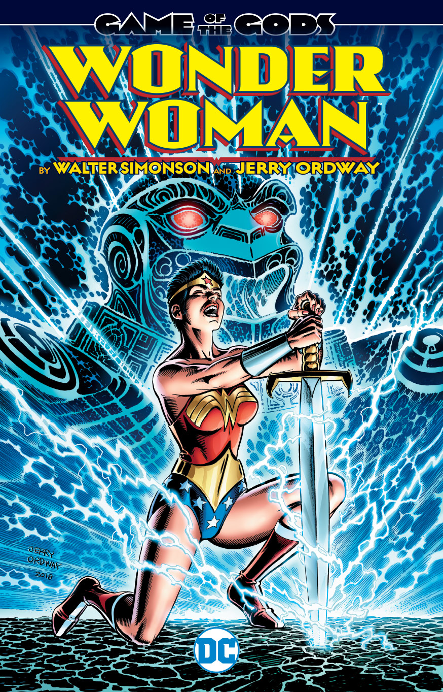 Wonder Woman: Game of the Gods TP