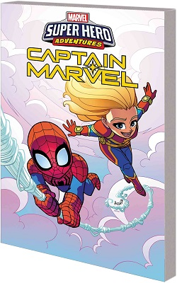 Marvel Super Hero Adventures: Captain Marvel TP