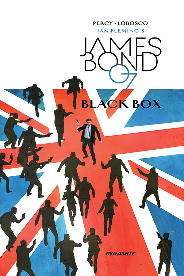 James Bond: Black Box tp