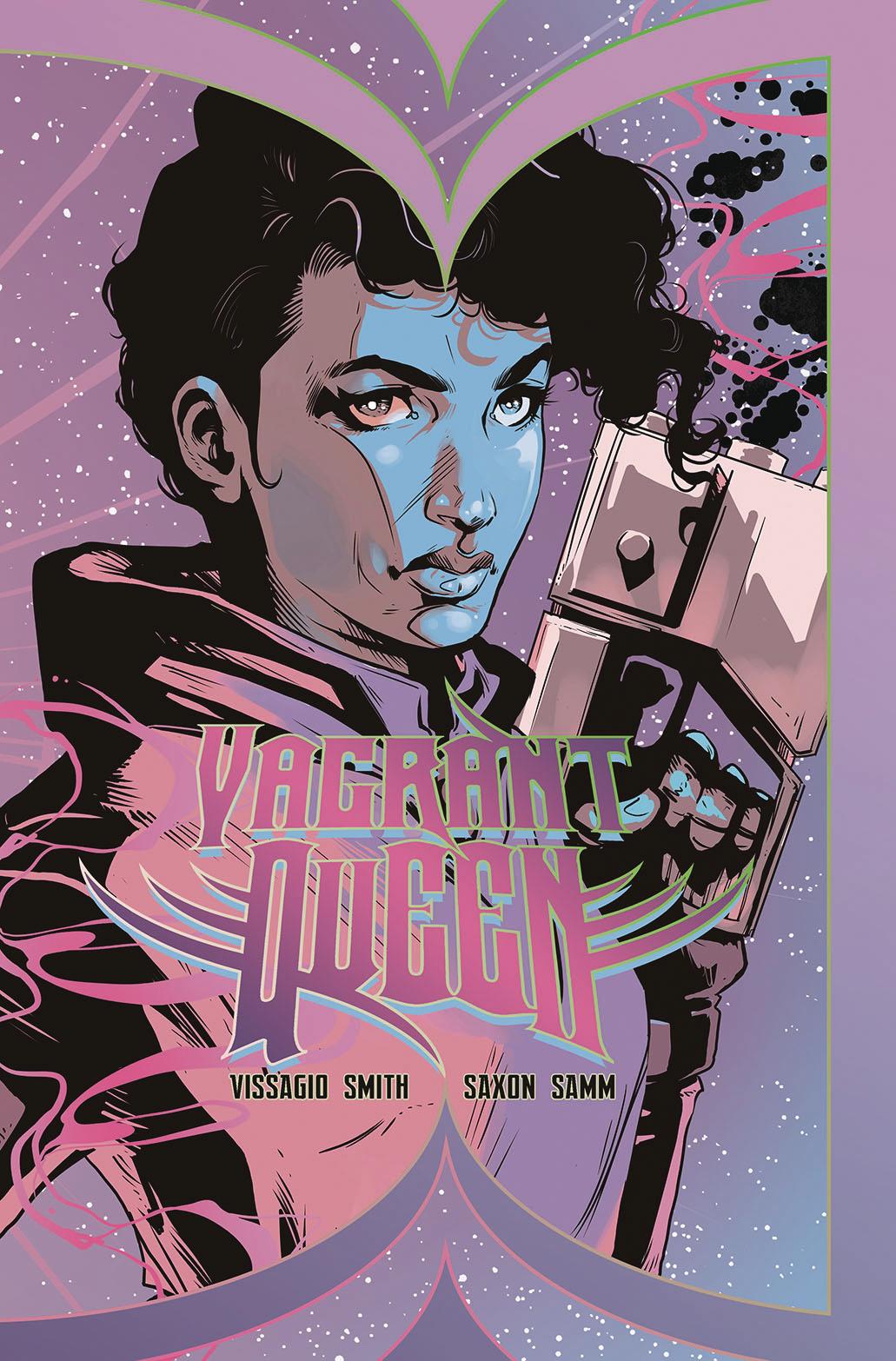 Vagrant Queen Volume 1 TP