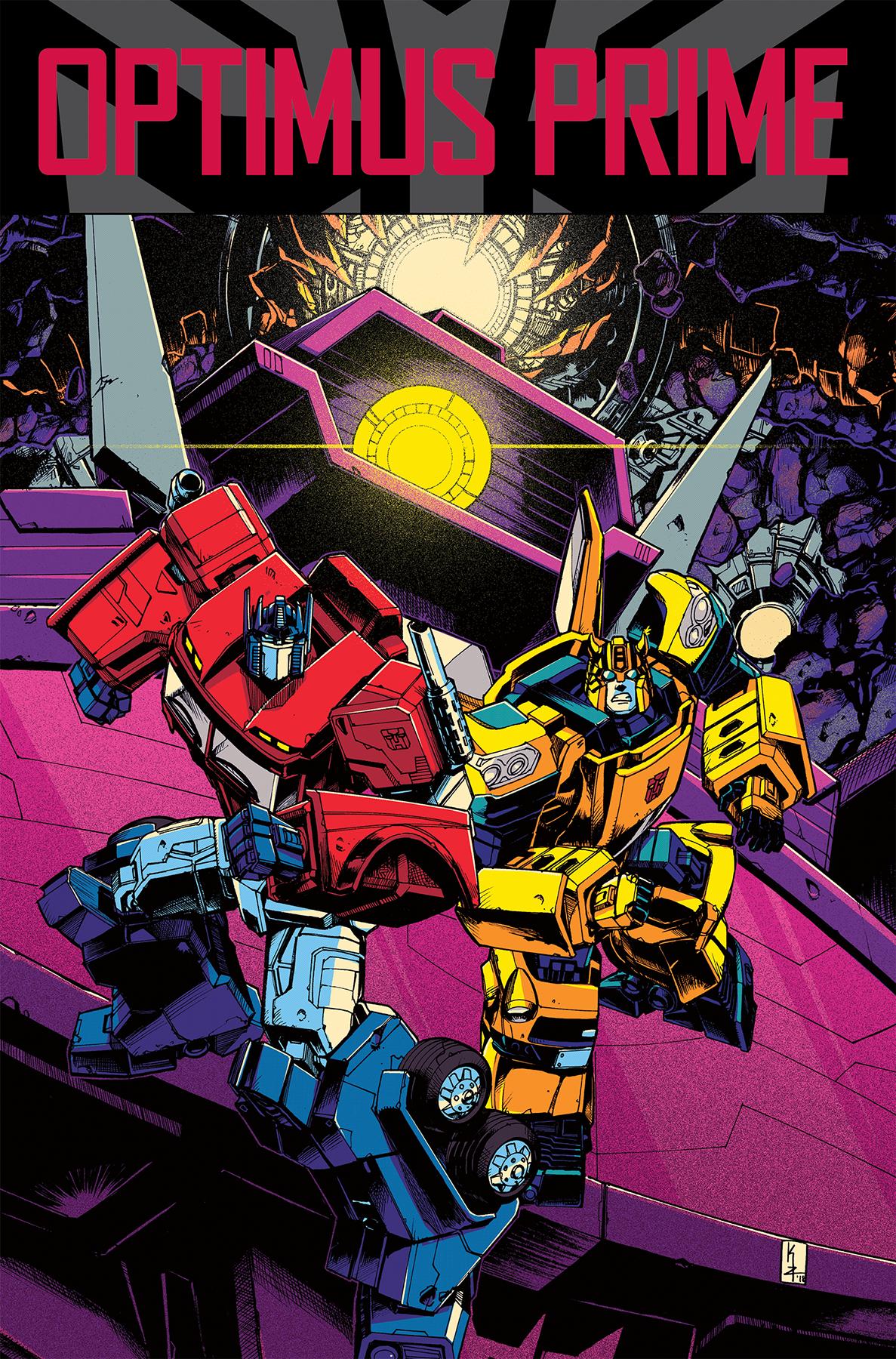 Transformers: Optimus Prime: Volume 5 TP
