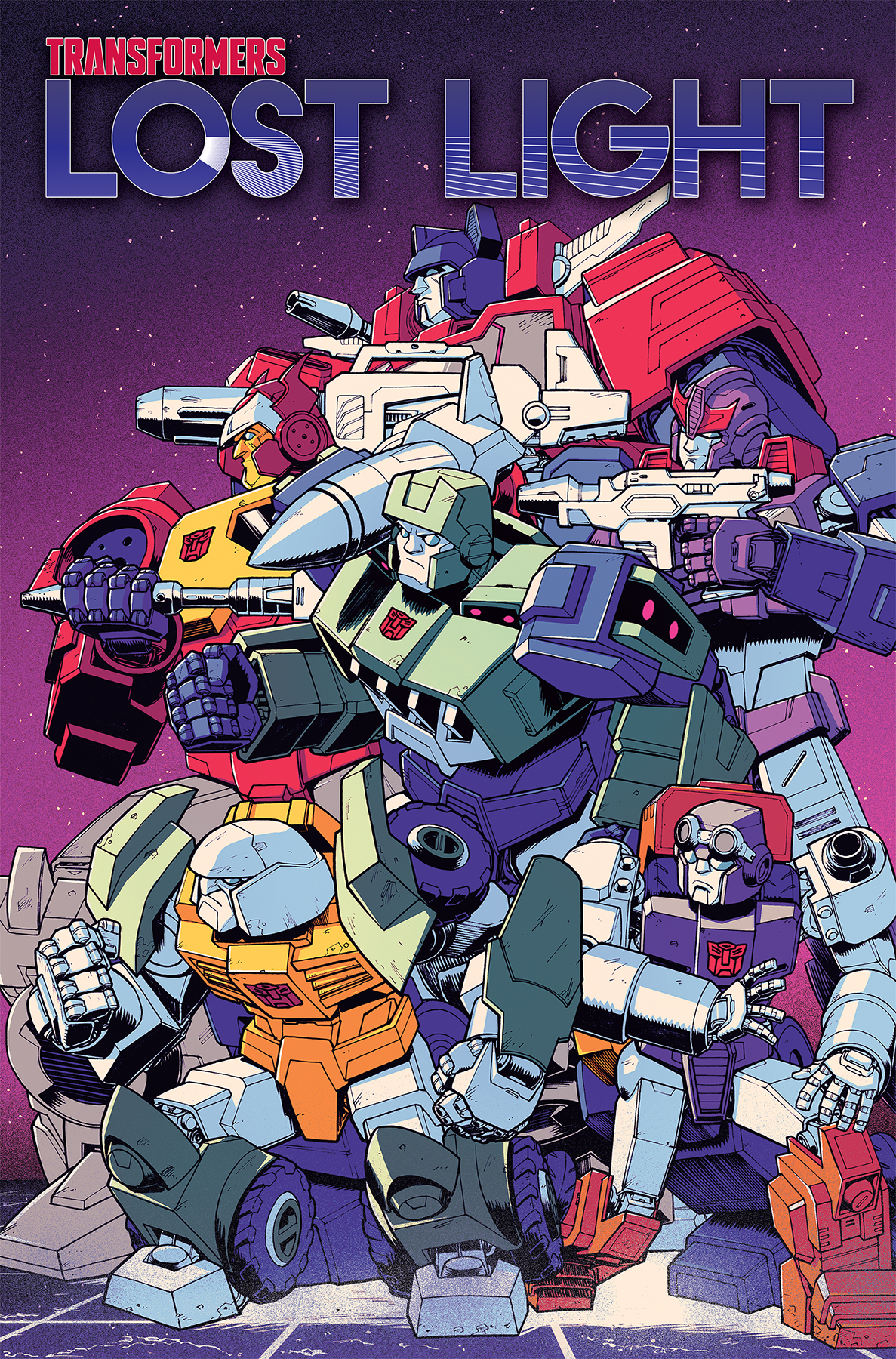 Transformers: Lost Light: Volume 4 TP