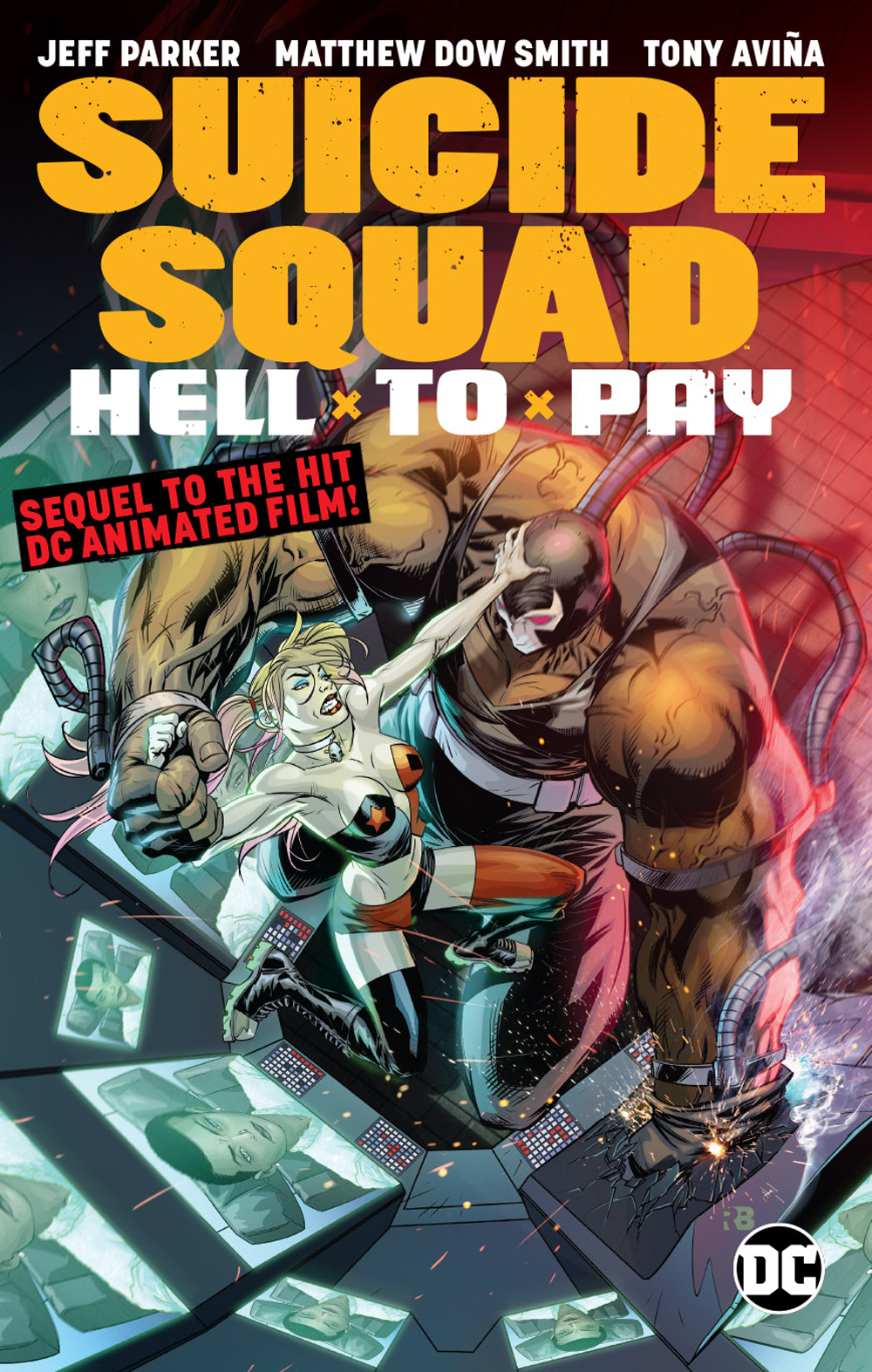 Suicide Squad: Hell to Pay TP