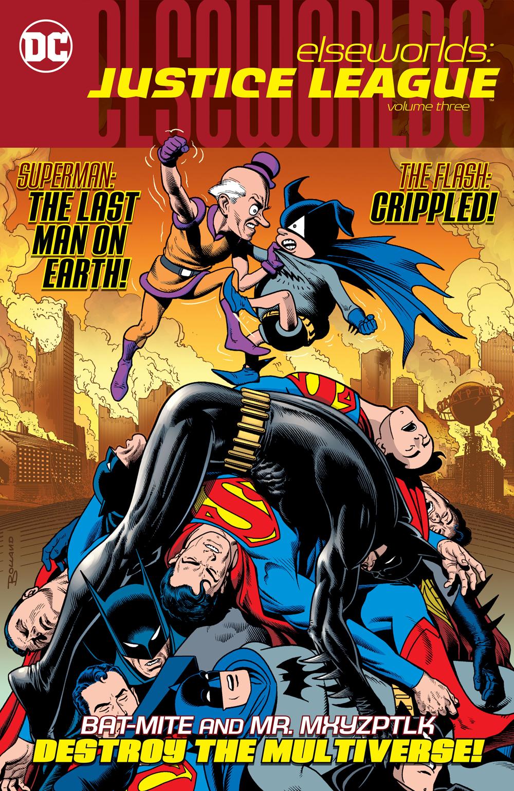 DC Elseworlds: Justice League: Volume 3 TP