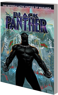 Black Panther Volume 6: The Intergalactic Empire of Wakanda Part 1TP