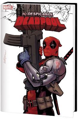 Despicable Deadpool HC