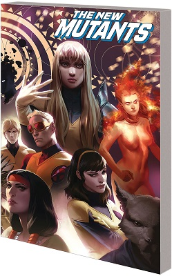 The New Mutants: Complete Collection Volume 1 TP