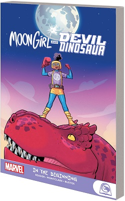 Moon Girl And Devil Dinosaur: Volume1: In the Beginning TP