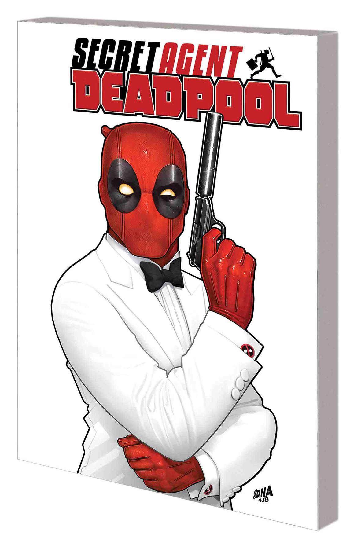 Deadpool: Secret Agent Deadpool TP