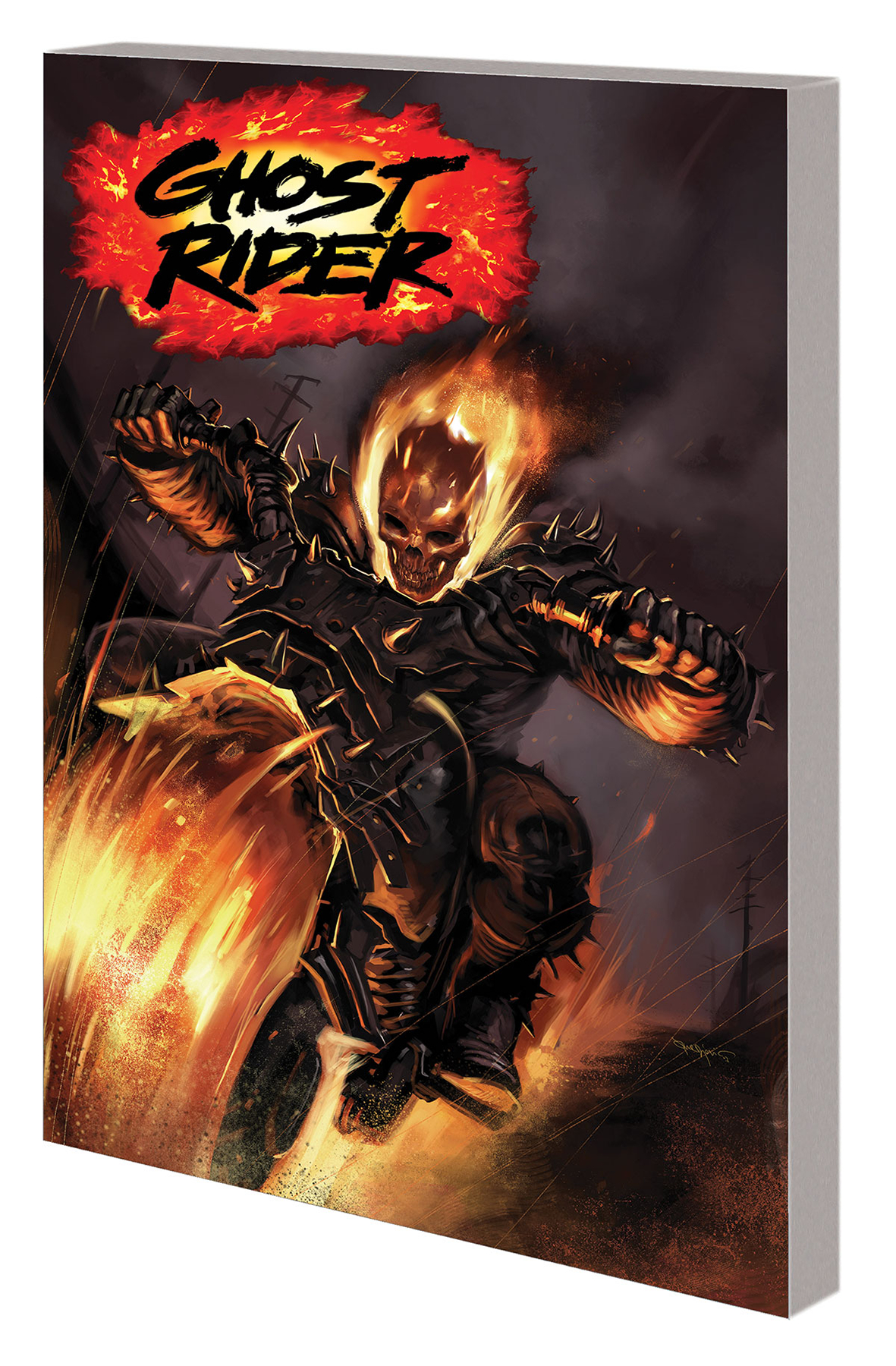Ghost Rider Book 1: War For Heaven TP