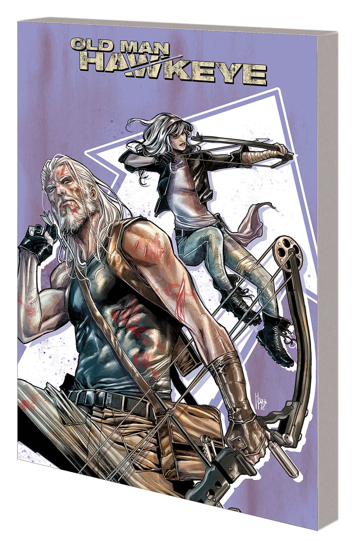 Old Man Hawkeye Volume 2: Whole World Blind TP