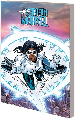 Captain Marvel by Monica Rambeau TP