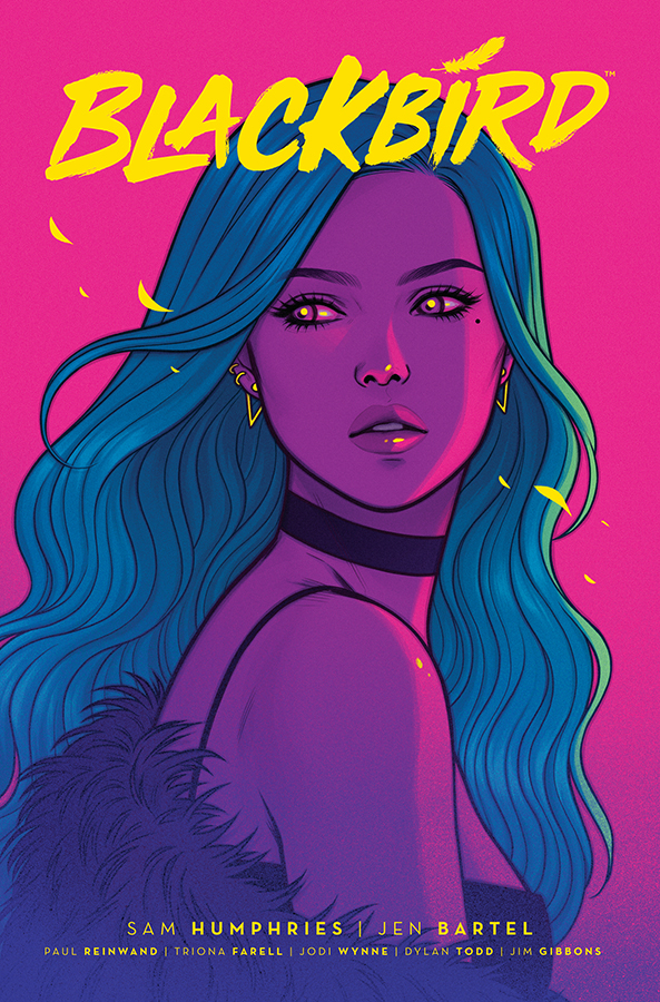 Blackbird Volume 1 TP